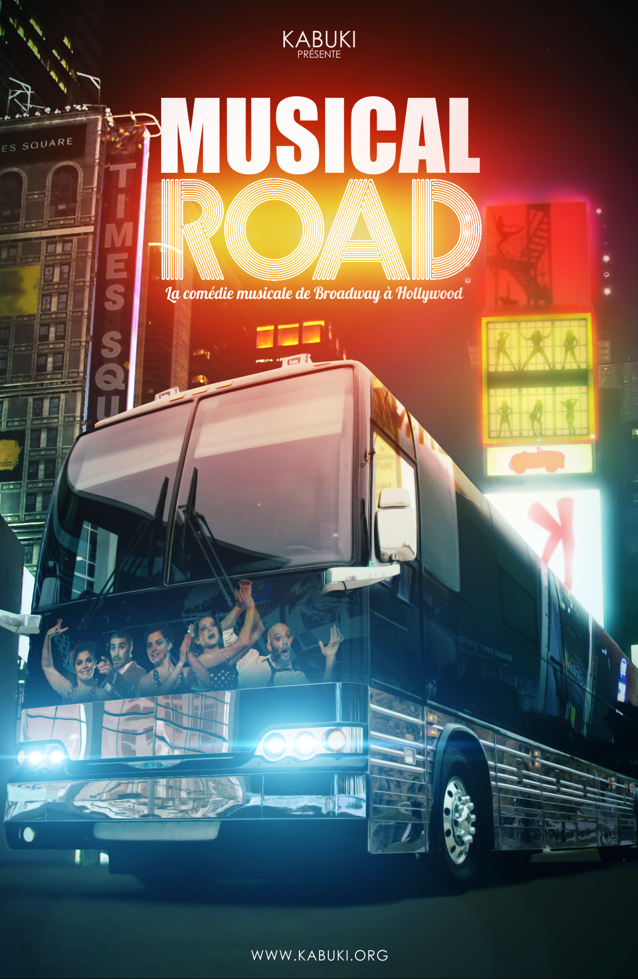 Musical Road - Affiche officielle